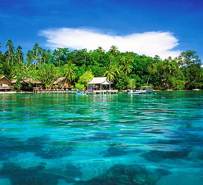 Solomon Island