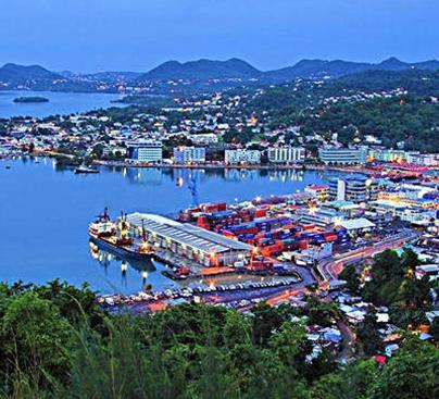 St Lucia Hewanorra